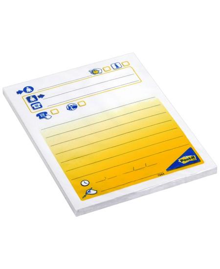Lipnūs lapeliai Post-it® Message-Notes, 74 x 102 mm, telefono žinutės