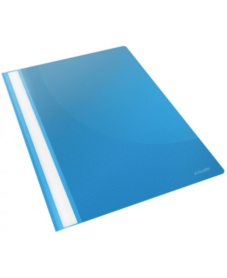 Aplankai su įsegėle ESSELTE, A4, 25 vnt., mėlyni
