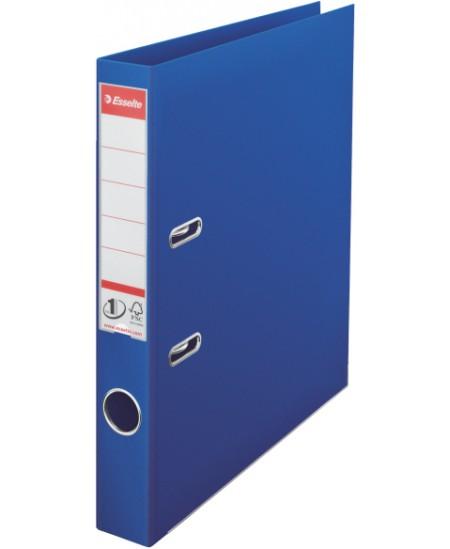 Segtuvas ESSELTE No.1, standartinis, A4, 50 mm, mėlynas