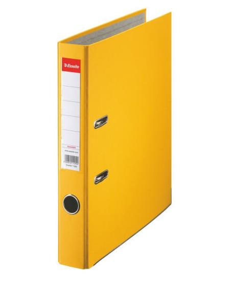 Segtuvas ESSELTE, ekonominis, A4, 50 mm, geltonas