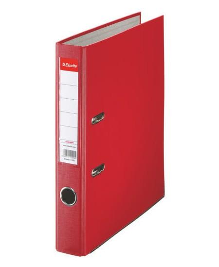 Segtuvas ESSELTE, ekonominis, A4, 50 mm, raudonas