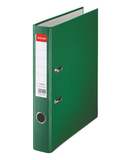 Segtuvas ESSELTE, ekonominis, A4, 50 mm, žalias
