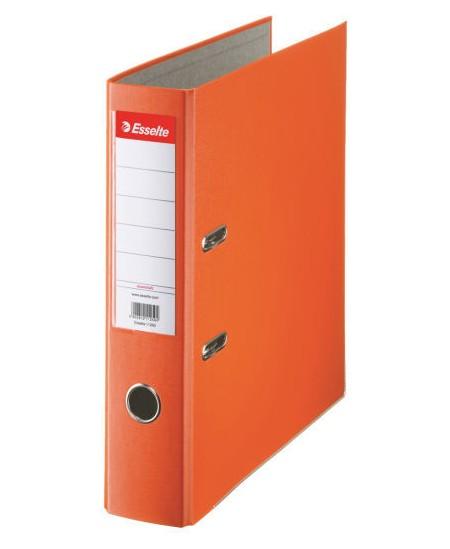 Segtuvas ESSELTE, ekonominis, A4, 75 mm, oranžinis