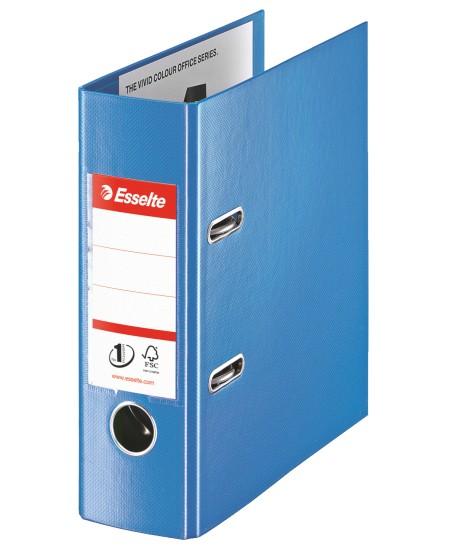 Segtuvas ESSELTE No.1, standartinis, A5, 75 mm, mėlynas