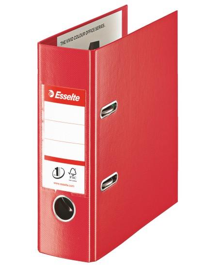 Segtuvas ESSELTE No.1, standartinis, A5, 75 mm, raudonas