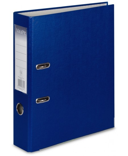 Segtuvas VAUPE, ekonominis, A4, 50 mm, mėlynas