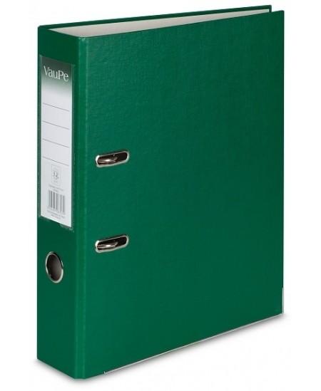 Segtuvas X-FILES, standartinis, A4, 75 mm, žalias