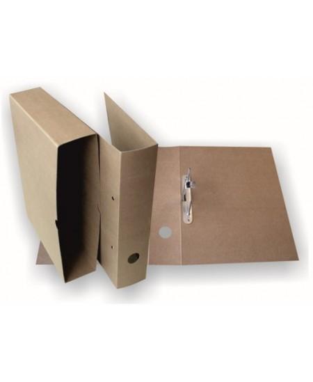 Kartoninis segtuvas su archyvine dėže SM-LT, A4, 70 mm