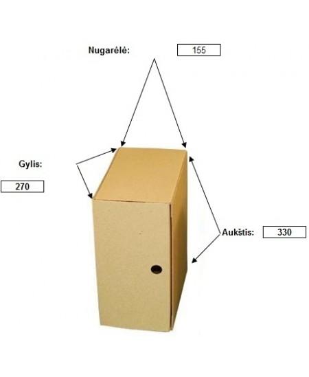 Archyvinė dėžė 330x270x155mm