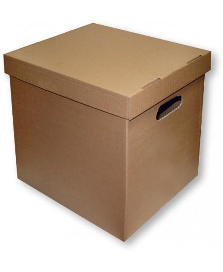 Archyvinė dėžė su dangčiu SM-LT, 360x290x350 mm