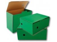 Archyvinė dėžė SM-LT, 340x250x150 mm, žalia