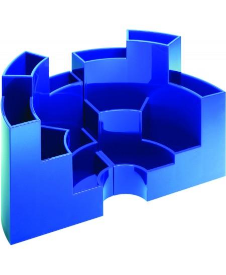 Pieštukinė ALCO, 6 skyriai, mėlyna