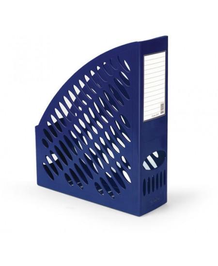 Dokumentų stovas FORPUS, 70mm, mėlynas