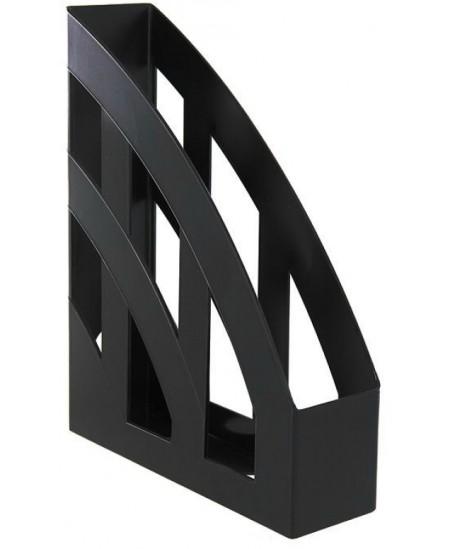 Dokumentų stovas ERICH KRAUSE A4, juoda spalva