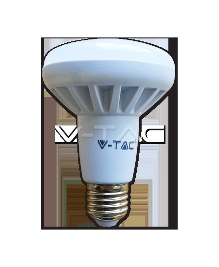 Šviesos diodų (LED) elektros lemputė, E27, 10W, 3000K, nupjauto kūgio formos