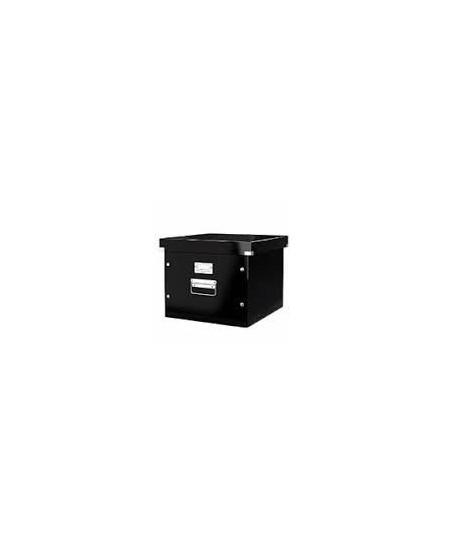 Kartotekinių vokelių archyvavimo dėžė ESSELTE, 357x367x285mm, juoda