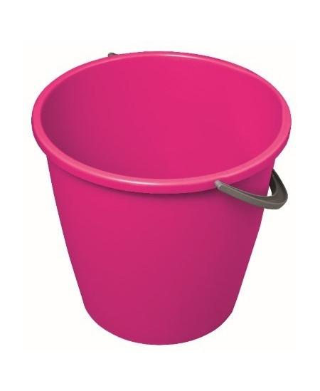 Grindų plovimo kibiras, apvalus, 10 litrų