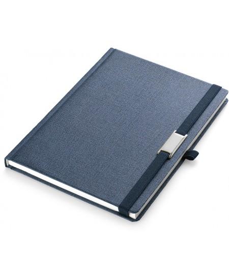 Vandeniui atspari užrašų knygelė KARTS, A5, langeliais, mėlyna