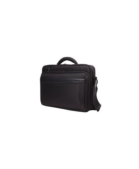 Krepšys kompiuteriui ACME Classical, juodas