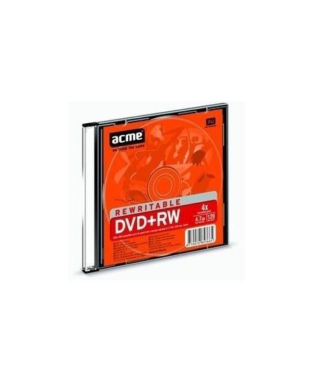 Laikmena ACME DVD+RW, 4.7GB, 4X, plonoje dėžutėje
