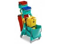Valymo vežimėliai