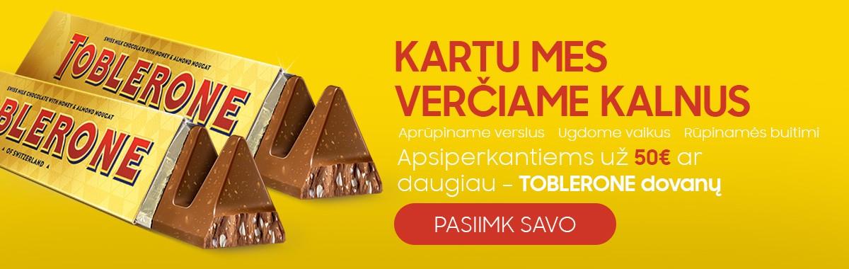 Toblerone akcija